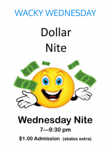 Dollar Nite Flyer