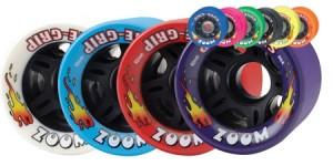 Roller skate wheels